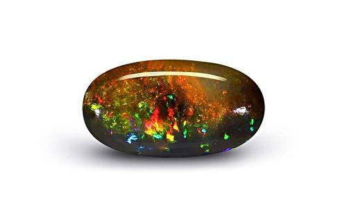 Black Opal - 12.04 carats