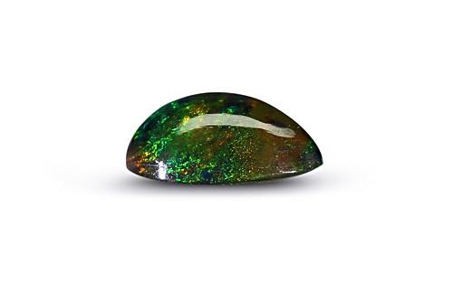 Black Opal - 1.23 carats