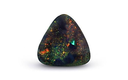 Black Opal - 0.91 carats