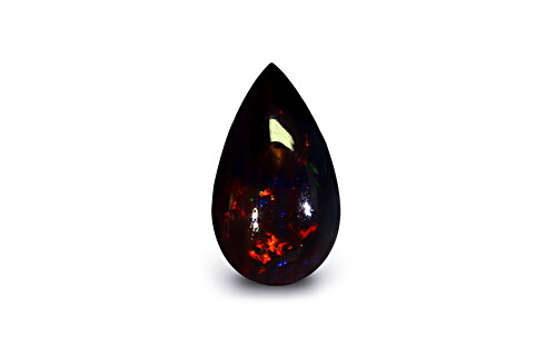 Black Opal - 5.46 carats