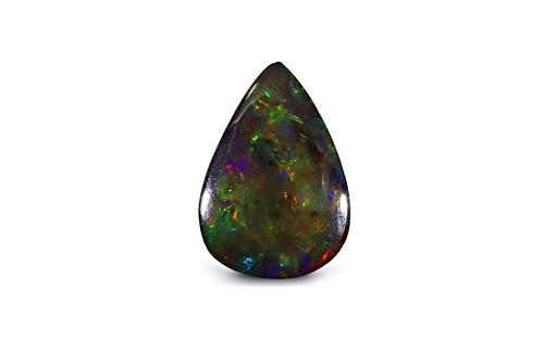 Black Opal - 3.75 carats