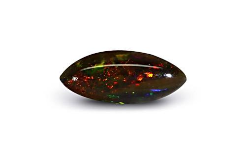 Black Opal - 1.02 carats