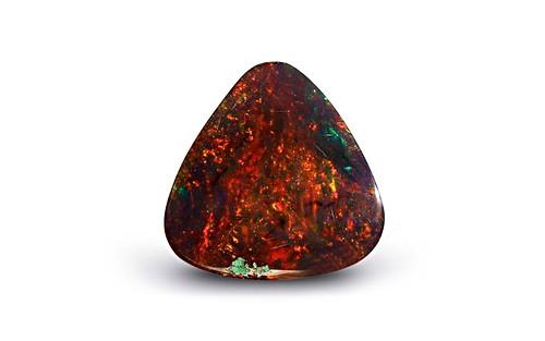 Black Opal - 2.05 carats