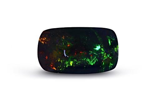 Black Opal - 2.06 carats
