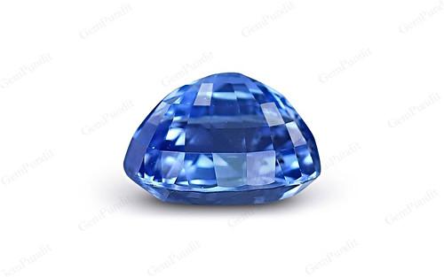 Blue Sapphire - 5.01 carats