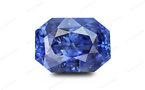 Blue Sapphire - 6.43 carats