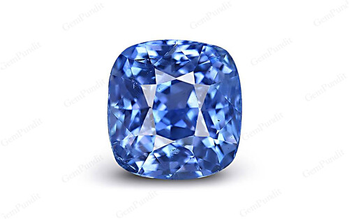 Blue Sapphire - 5.94 carats