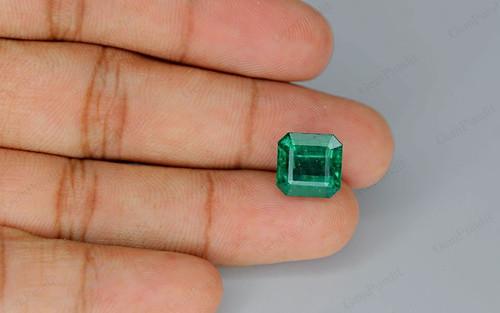 Emerald - 6.95 carats