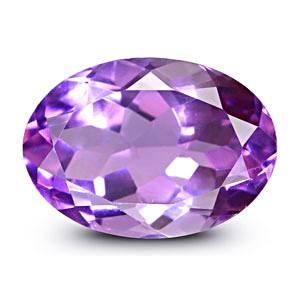 Amethyst - 5.48 carats
