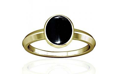 Black Onyx Panchdhatu Ring (A1)
