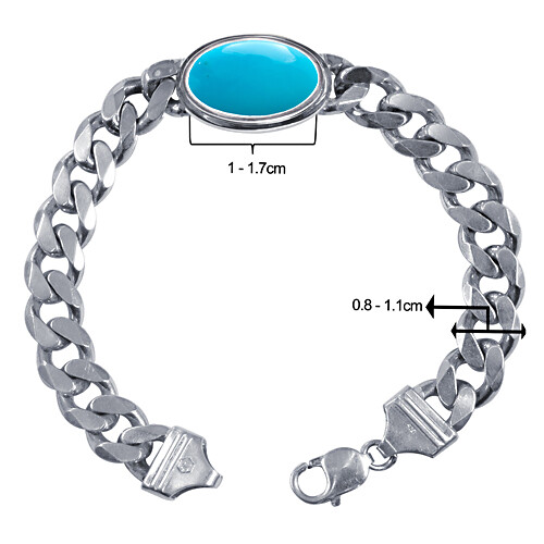 Luxury Salman Khan Bracelet (Thin Chain)