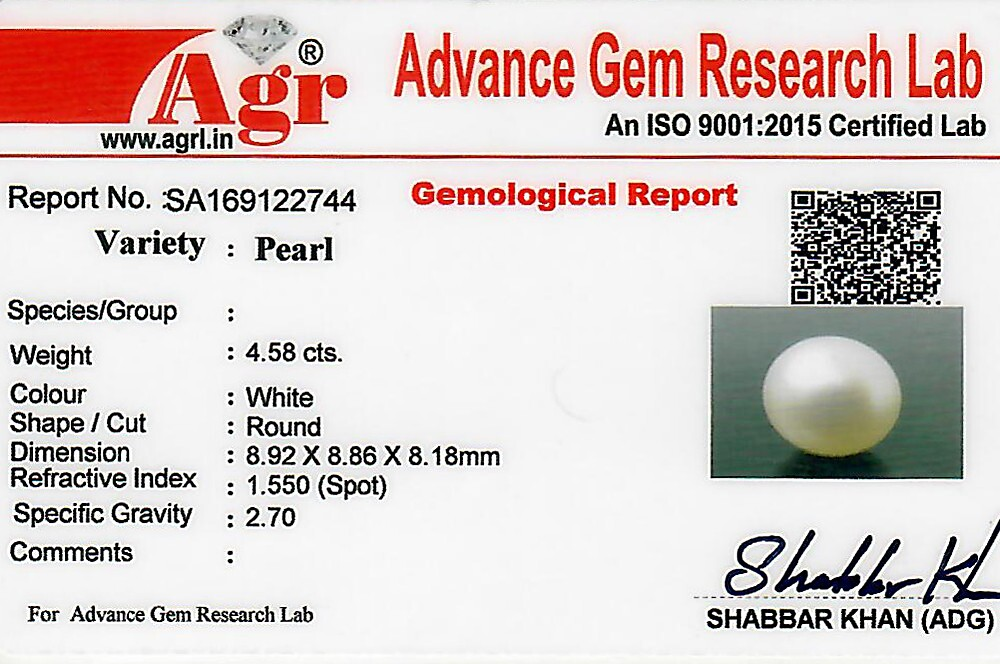 South Sea Pearl - 4.58 carats