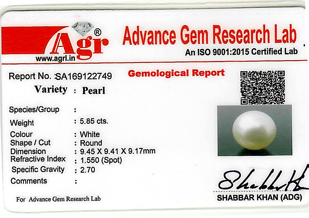South Sea Pearl - 5.85 carats