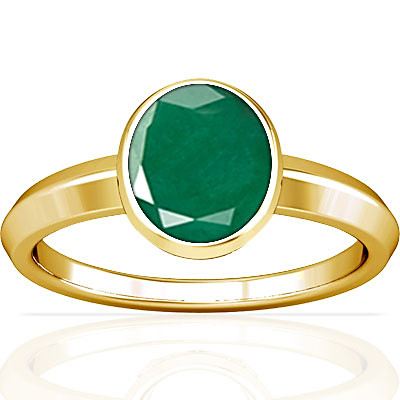 Emerald Gold Ring (A1)