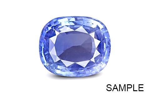 Blue Sapphire (Ceylonese) - Luxury