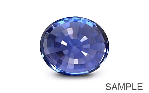 Blue Sapphire (Ceylonese) - Super Luxury (INDRANEELAM)
