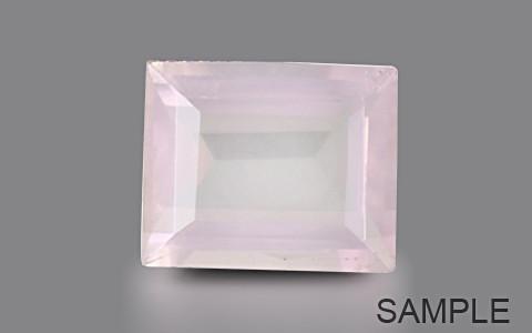 Rose Quartz - Premium (Faceted)