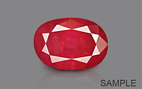 Old Burma Ruby (Colour Basis)