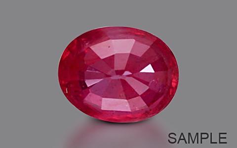 New Burma Ruby - Luxury