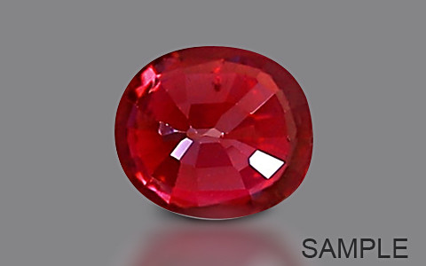 New Burma Ruby - Super Luxury
