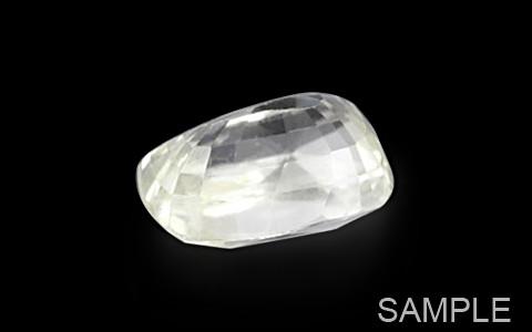 White Sapphire (Ceylonese) - Luxury