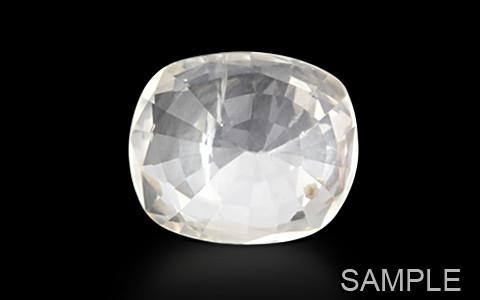 White Sapphire (Ceylonese) - Super Premium