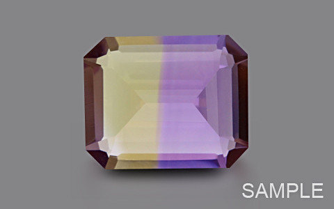 Ametrine 14x10 mm AAA Quality