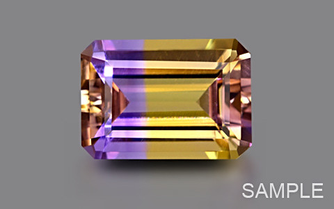 Ametrine 14x12 mm AAA Quality