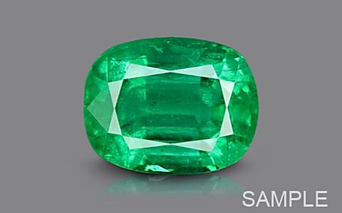 Emerald (Zambian) - Super Luxury
