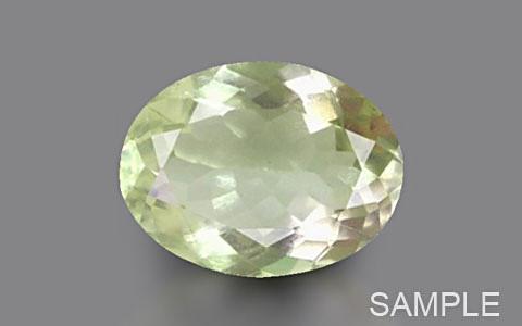 Green Amethyst (Prasiolite) - Economy