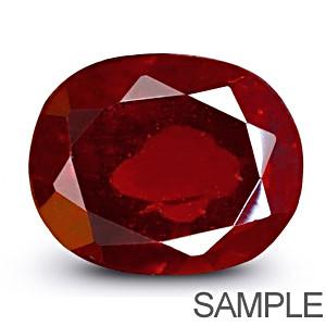 Red Garnet (Almandine) - Premium