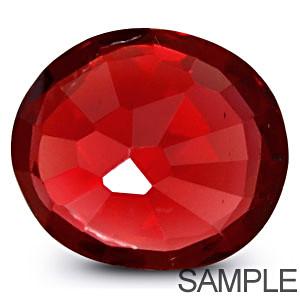 Red Garnet (Almandine) - Super Premium