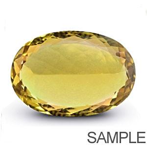 Heliodor (Golden Beryl) - Luxury