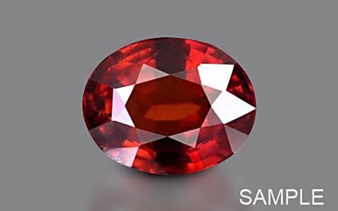 Hessonite (Ceylonese) - Super Luxury