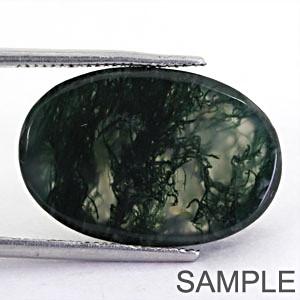 Moss Agate - Premium