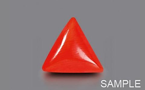 Red Coral - Triangle