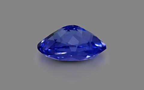 Rare Natural Tanzanite #6 Beautiful Cut Stone, 7x5 MM Oval Cut Gemstone 0.5 CTS 7x5x2.90 MM