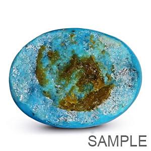 Turquoise (American) - Luxury (Medium Size)