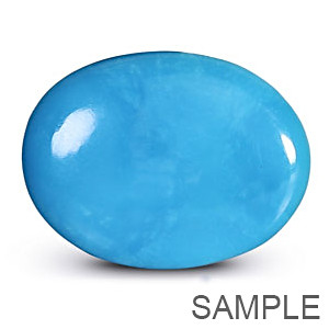 Turquoise (American) - Luxury (Small Size)