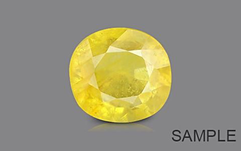 Yellow Sapphire - Bangkok (Premium)