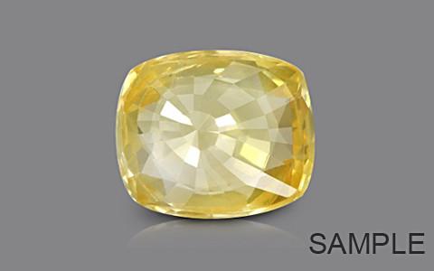 Yellow Sapphire (Ceylonese) - Luxury