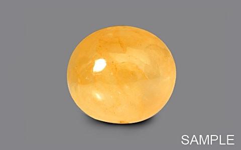 Yellow Sapphire (Cabochon) - Premium