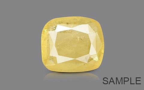 Yellow Sapphire (Ceylonese) - Premium Plus