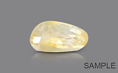 Yellow Sapphire (Ceylonese) - Super Premium