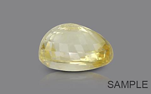Yellow Sapphire (Ceylonese) - Super Premium Plus