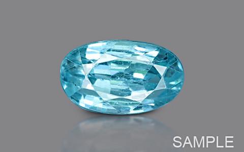 Blue Zircon - Premium