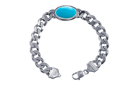 Luxury Salman Khan Bracelet (Thin Chain)