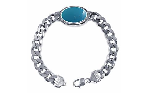Premium Salman Khan Bracelet (Thin Chain)