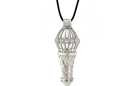 Bajrangi Bhaijaan Locket (Sterling Silver)