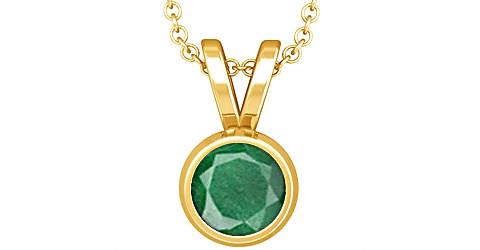 Aventurine Gold Pendant (D1)